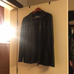 Reaction Kenneth Cole Leather Jacket
